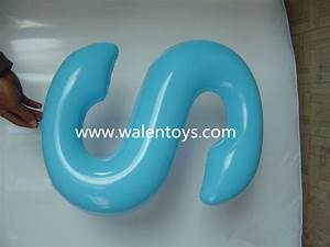 Advertising pvc inflatable letter minflatable alphabet for Inflatable alphabet letters