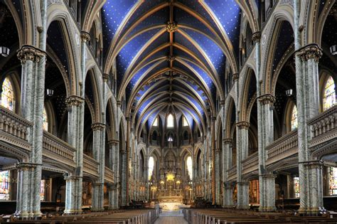 notre dame cathedral ottawa  photo  ontario central