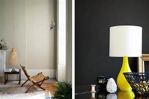 Grau Grün Wandfarbe : grau als wandfarbe so findest du den richtigen ton ~ Frokenaadalensverden.com Haus und Dekorationen