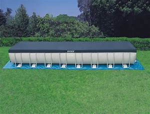 Frame Pool Rechteckig : intex frame pool ultra quadra 975 x 488 x 132 cm 1 set allespool sterreich ~ Frokenaadalensverden.com Haus und Dekorationen