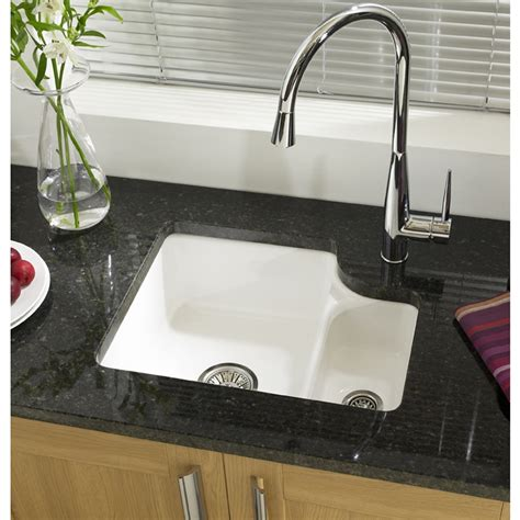 fireclay sinks pros and cons kohler undermount porcelain kitchen sink awesome modern