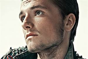 Josh Hutcherson As Peeta Mellark Hunger Games Mockingjay ...