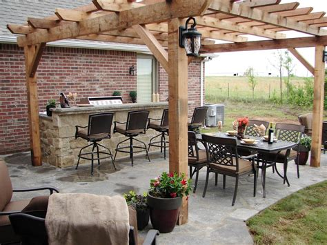 outdoor kitchen and bar small outdoor kitchen ideas pictures tips from hgtv hgtv