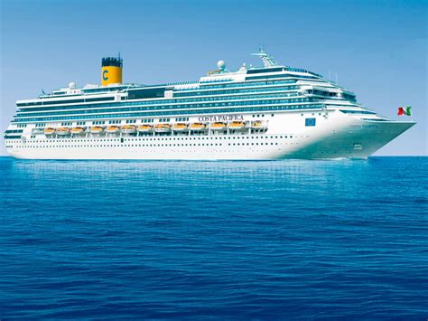 cabine costa crociere costa pacifica plan du bateau et des cabines costa