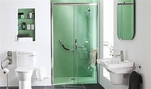 Douche Petit Espace : une douche adapt e au handicap moteur blog tous ergo ~ Voncanada.com Idées de Décoration