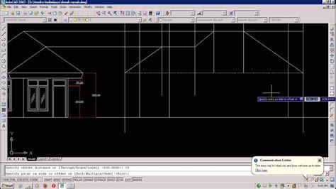 tutorial desain rumah  design centre desain rumah