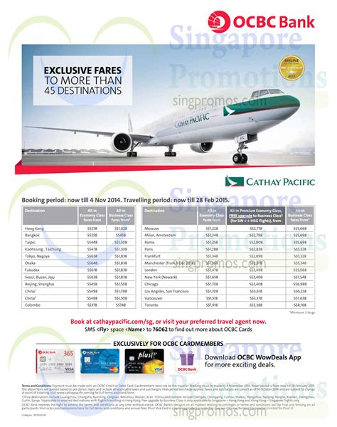 67084 Cathay Pacific Discount Code by Cathay Pacific 16 Oct 2014 187 Cathay Pacific Promo Air