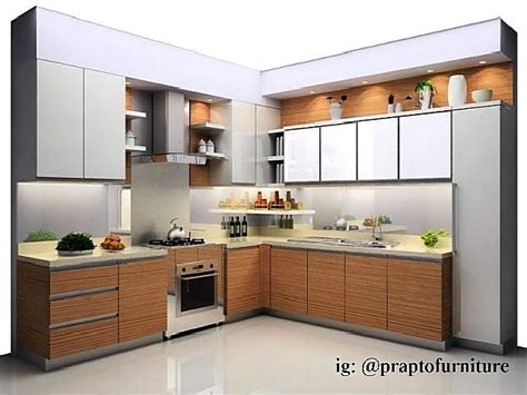 design kitchen set minimalis 95 kitchen set minimalis sederhana modern terbaru dekor 6577