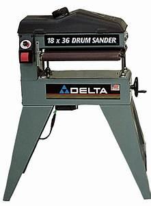 Cantilevered Drum Sander 31-250 - FineWoodworking