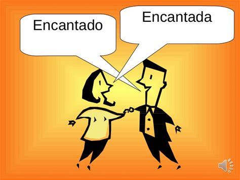 formal spanish   introductions