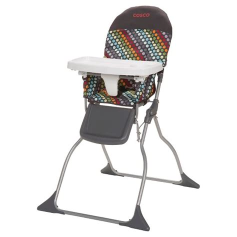 cosco high chair seat pad cosco simple fold high chair target