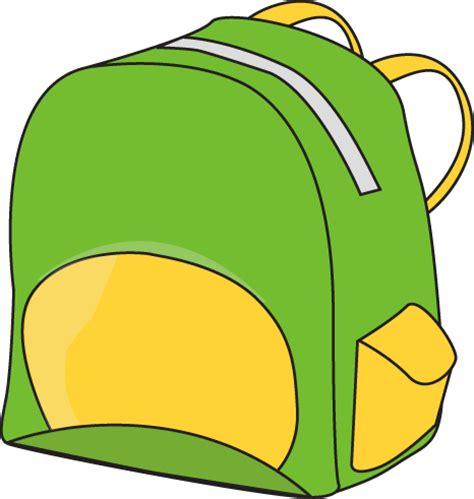 School Backpack Clip Art