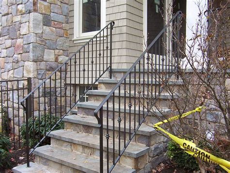 exterior railing  iron work expo  nj exterior