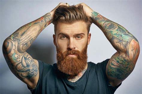 barba lenhador muito mais que uma barba um estilo