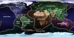 How Plate Tectonics Is Connected With Life on the Planet ...