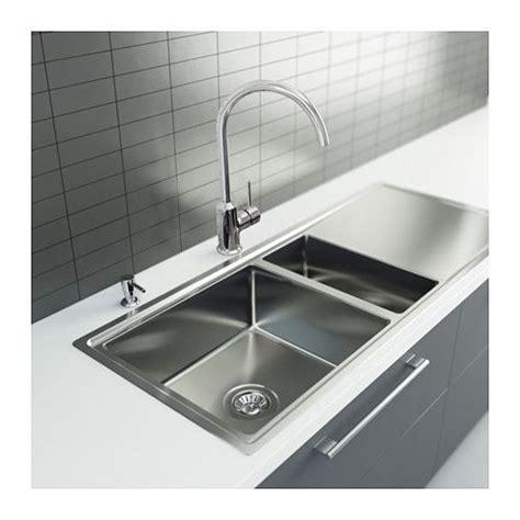 kitchen sink ikea either this sink or the mizu sink bredsk 196 r 1 1 2 bowl 2746