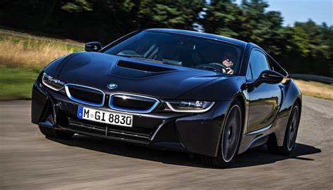 High Powered Bmw I8 Variant To Be Named The M100