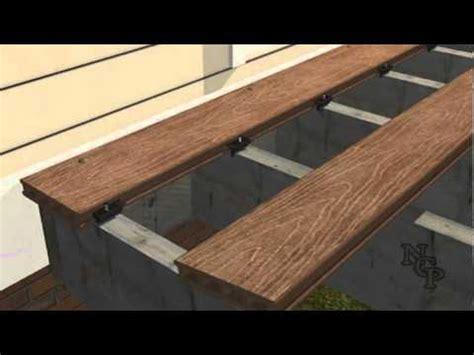 trex decking problems 2011 2 composite deck building parallel installation