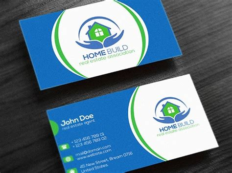 material design business card template free free real estate business card templates free