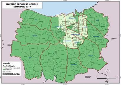 Semarang Openstreetmap Mapping Progress Indonesia Kota