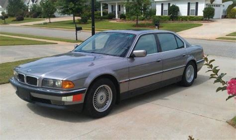1997 Bmw 750il by 1997 Bmw 750il V12 5 500 Possible Trade 100498315