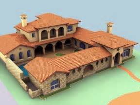 homes with courtyards mediterranean style homes hacienda style homes with courtyard style
