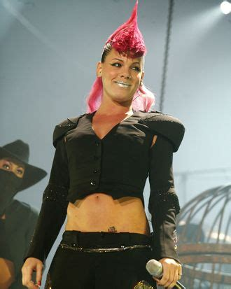 Pink Very Classily Responds to Leaked Kanye Tape