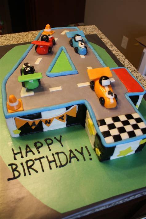 race car  birthday cake cakecentralcom