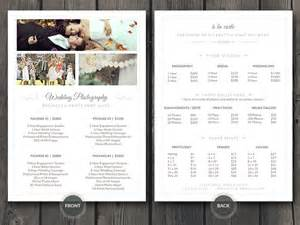 wedding photographer prices wedding photographer pricing guide price sheet list 5x7 cursive q