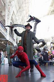 Doctor Octopus Cosplay Costume