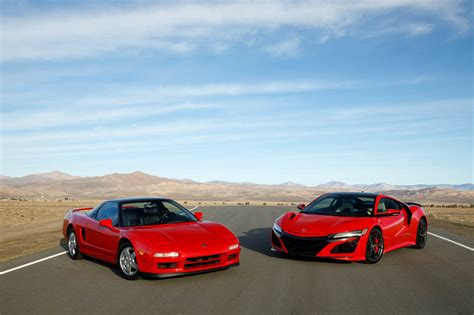 celebrating 30 years of the nsx acura connected