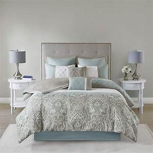 510, Design, Shawneel, 8, Piece, Bedding, Comforter, Set, For