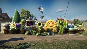 plants vs zombies garden warfare im garten tobt der With katzennetz balkon mit plants and zombies garden warfare