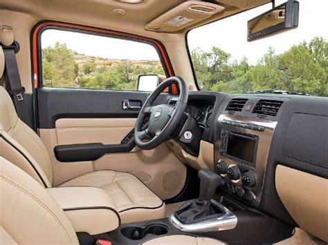 Hummer H3 Interior 2013