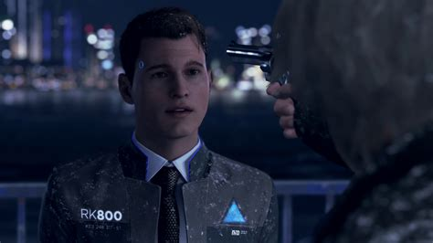 Become human i had to do a wallpaper of him for my laptop. Free download Detroit Become Human images Hank Threatens ...