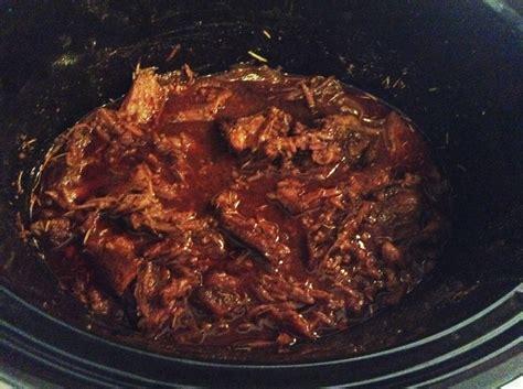 easy crock pot pulled pork recipe   pit