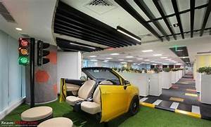 General Motors39 Cool New Office At Gurgaon Team BHP