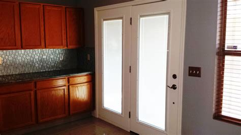16 French Doors With Blinds Inside Glass