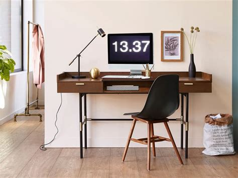 bureau de style mode un bureau en mode vintage joli place