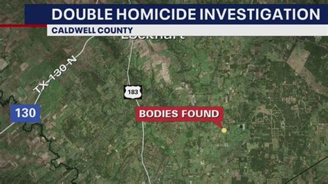 Authorities investigating double homicide in Caldwell ...