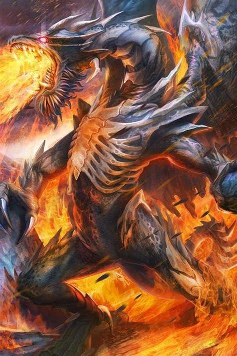 fantasy  awesome dragon  bilder land