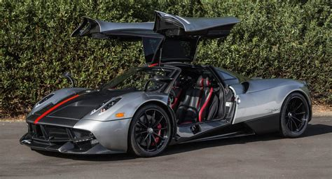 Pagani Huayra And Bugatti Chiron Sold For Bitcoin In