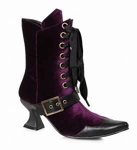 Details About Purple Velvet Witch Disney Maleficent