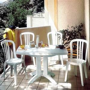 Salon De Jardin Miami : salon de jardin table vega taupe 2 chaises miami bistrot taupe oogarden ~ Melissatoandfro.com Idées de Décoration