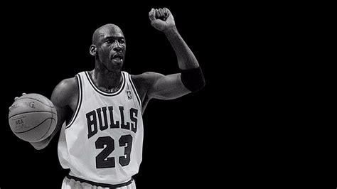 Michael Jordan Black And White Wallpaper Photo #ymy