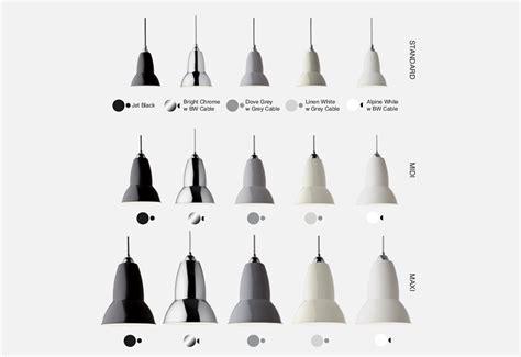 anglepoise  pendant designed  george carwardine