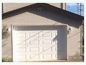 Insulated garage door 8x12 lantzville nanaimo for 8x12 garage door