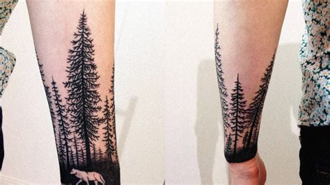 forest forearm tattoo ideas  vids youtube