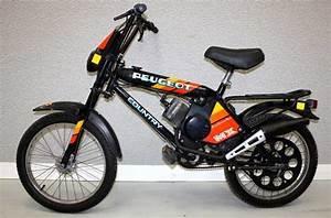 Cyclomoteur Peugeot Mx Country Ats Transmission
