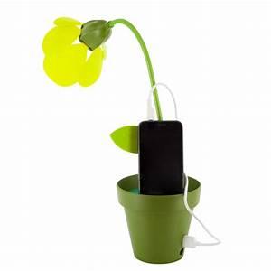 Led Lampe : lampe fleur led usb i touch pylones ~ Eleganceandgraceweddings.com Haus und Dekorationen